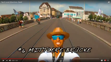 Video Still - Top 8 Local Attractions: Basel